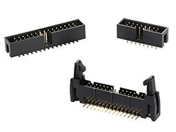 2.54 mm PCB Headers