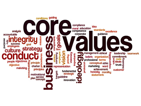 core values of infosys Infosys our code of conduct sets forth our core values, shared responsibilities, global commitments, and promises it provides general guidance about the company's.