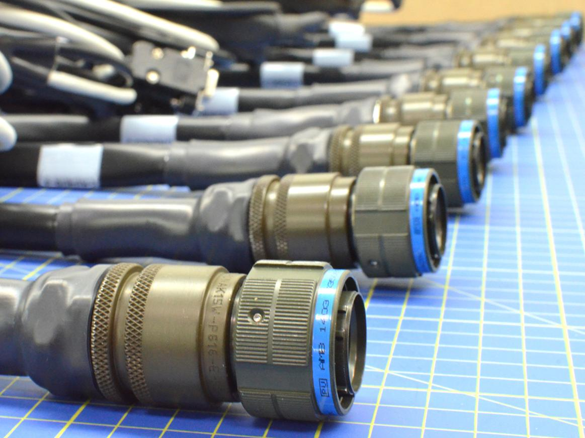 Military Aerospace Cable Assemblies Connectors Gtk Uk Wire Harness For Standard We Have The Configuration And Manufacturing Capabilities To Provide Highest Performance Harnesses Applications