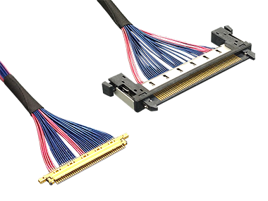 eDP cable assemblies