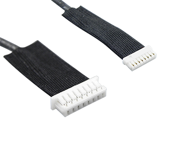 Touchscreen cable assemblies