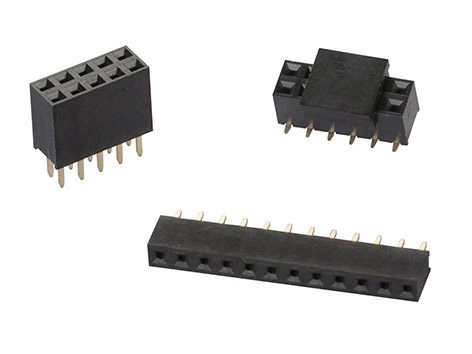 2.0 mm PCB receptacles