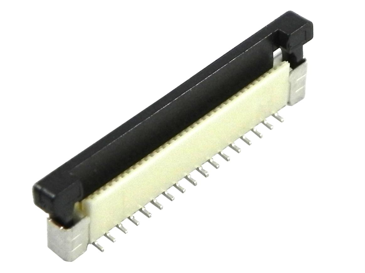 1.0 mm ZIF connectors