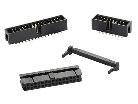 2.54 mm IDC connectors
