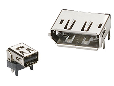 DisplayPort connectors