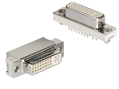 DVI-I connectors