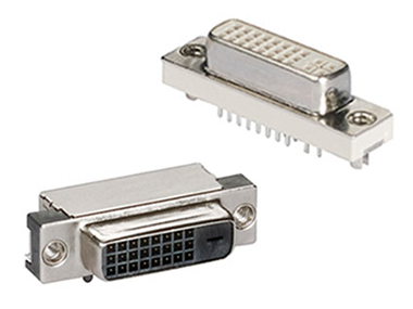 DVI connectors