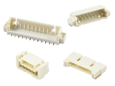 1.25 mm wire-to-board connectors