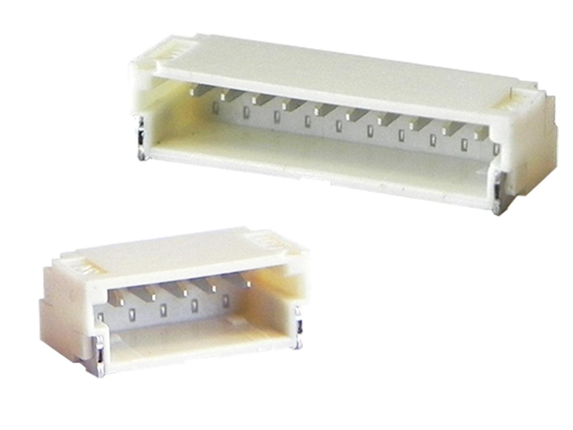 1.0 mm wire-to-board connectors