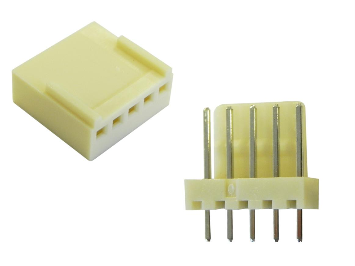 2.54 mm wire-to-board connectors