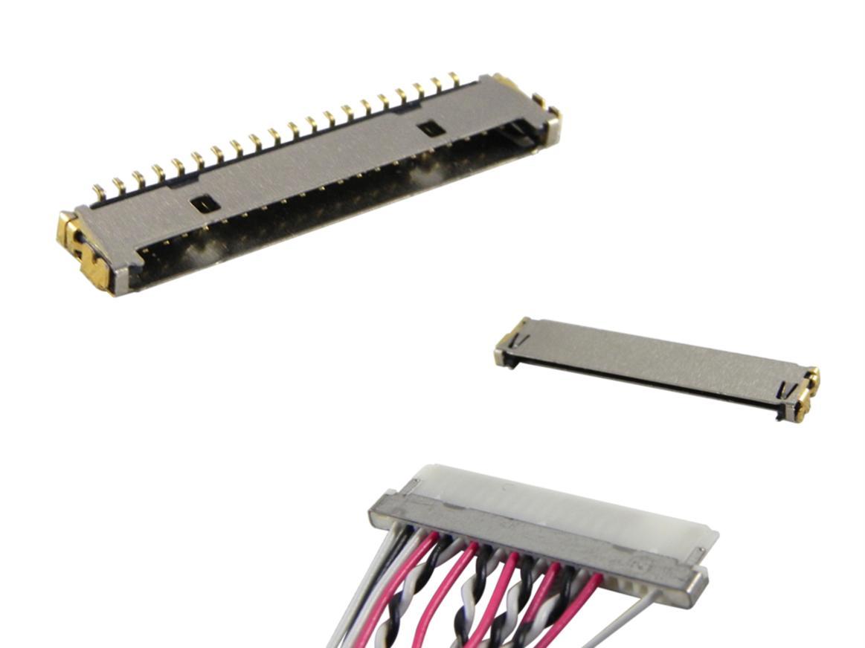 1 0 mm LVDS Connectors   GTK UK