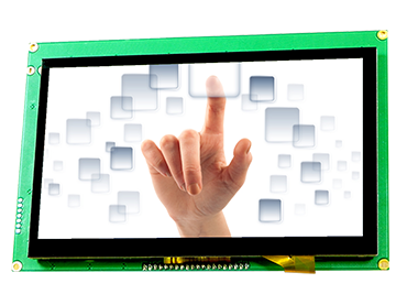 capacitive touchscreen