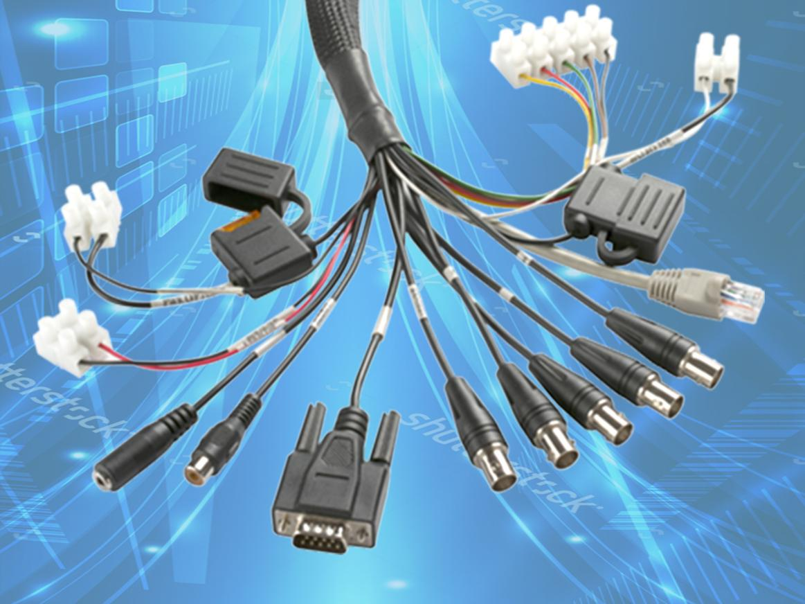 Cable looms save time and money